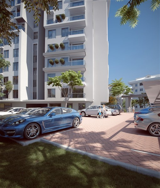 Новые квартиры в центре города Алания - Фото 3
