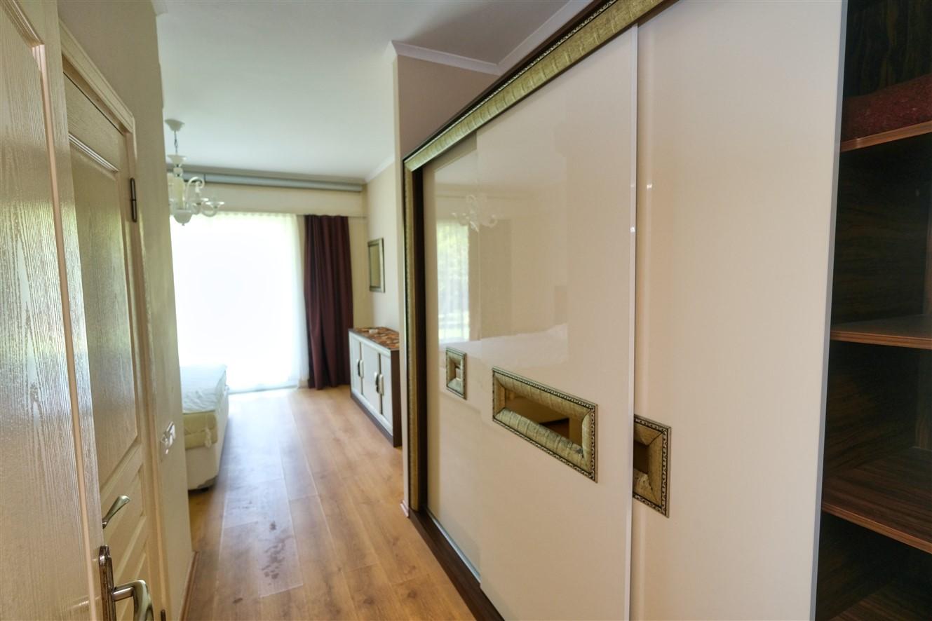 Двухуровневая квартира 3+1 с мебелью в Кемере - Фото 32