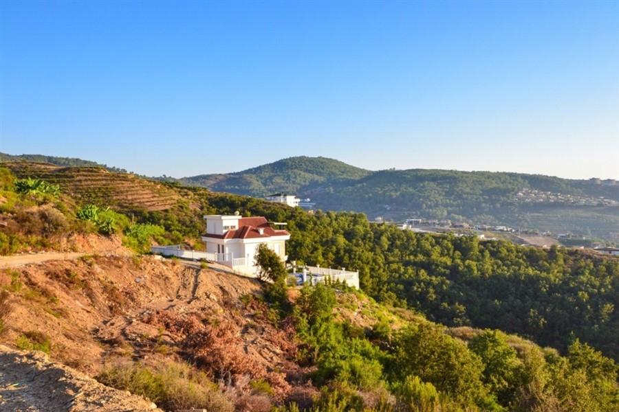 Шикарная трёхуровневая вилла 3+1 с потрясающим видом на Средиземное море - Фото 34