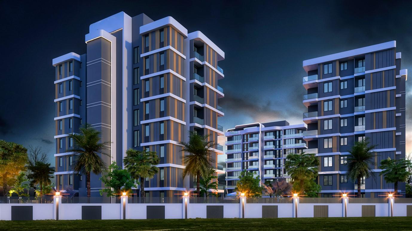Современные квартиры в элитном комплексе Антальи - Фото 2