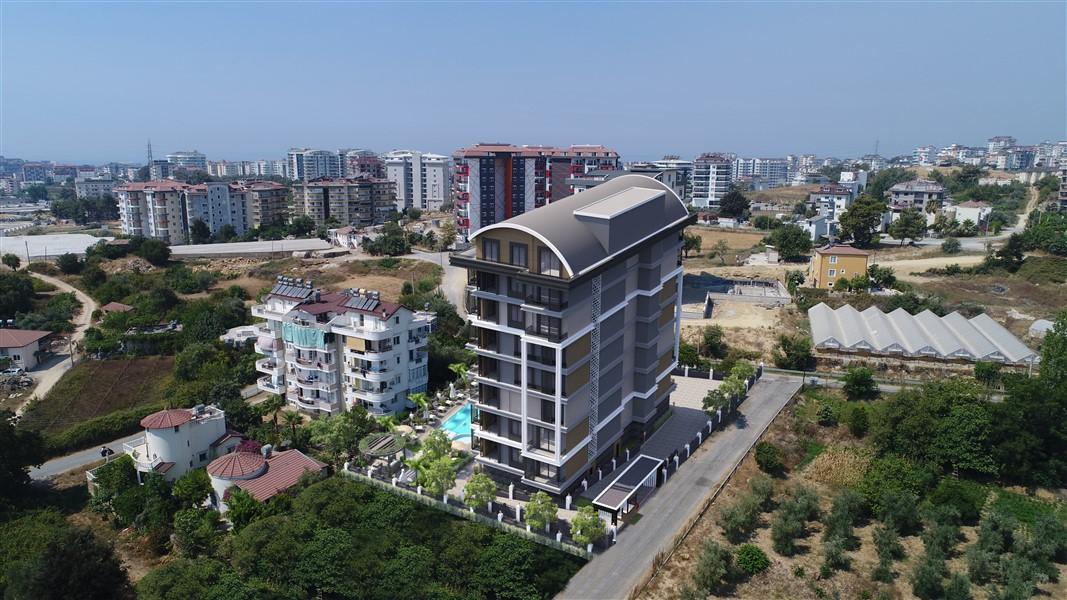 Современные квартиры и пентхаусы в посёлке Авсаллар - Фото 2
