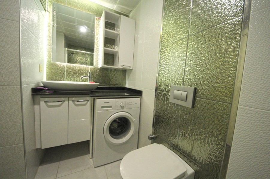 Меблированная квартира 2+1 в комплексе с инфраструктурой отельного типа. - Фото 25