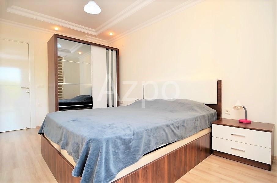 Двухкомнатная квартира с мебелью в Авсалларе - Фото 13