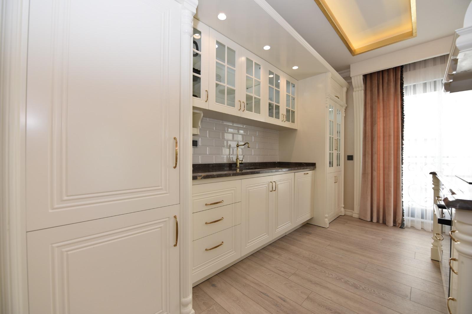 Роскошная трёхкомнатная квартира с мебелью - Фото 19