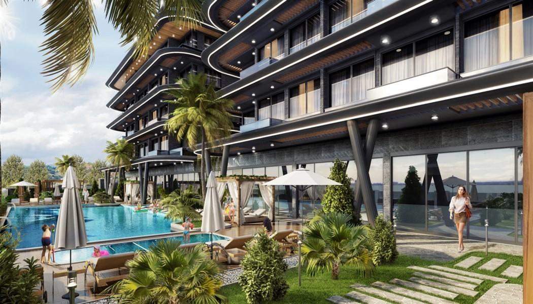 Новые квартиры в центре Аланьи - Фото 7