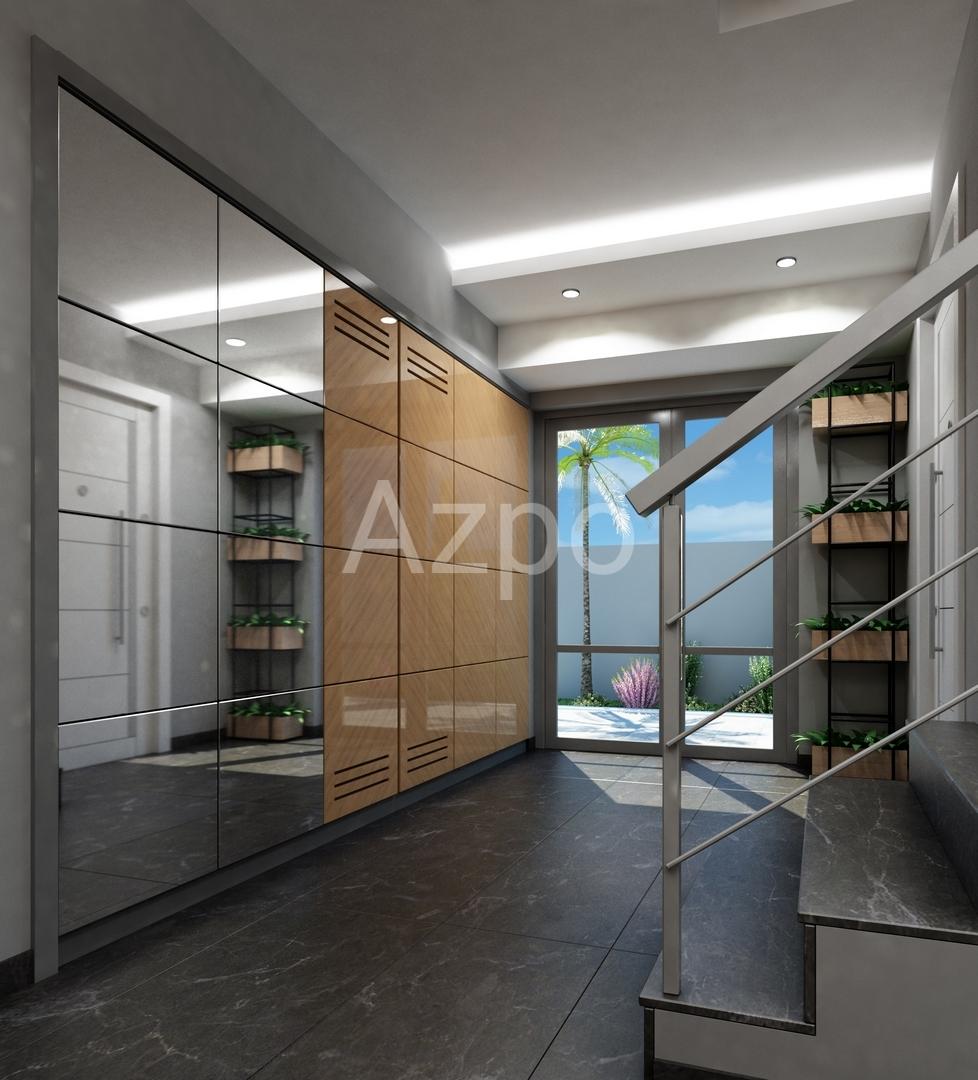 На продажу квартиры в бутик отеле в Коньяалты - Фото 10