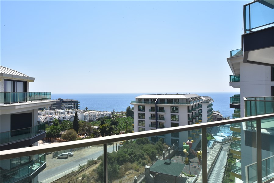 Двухкомнатная квартира с видом на Средиземное море - Фото 13