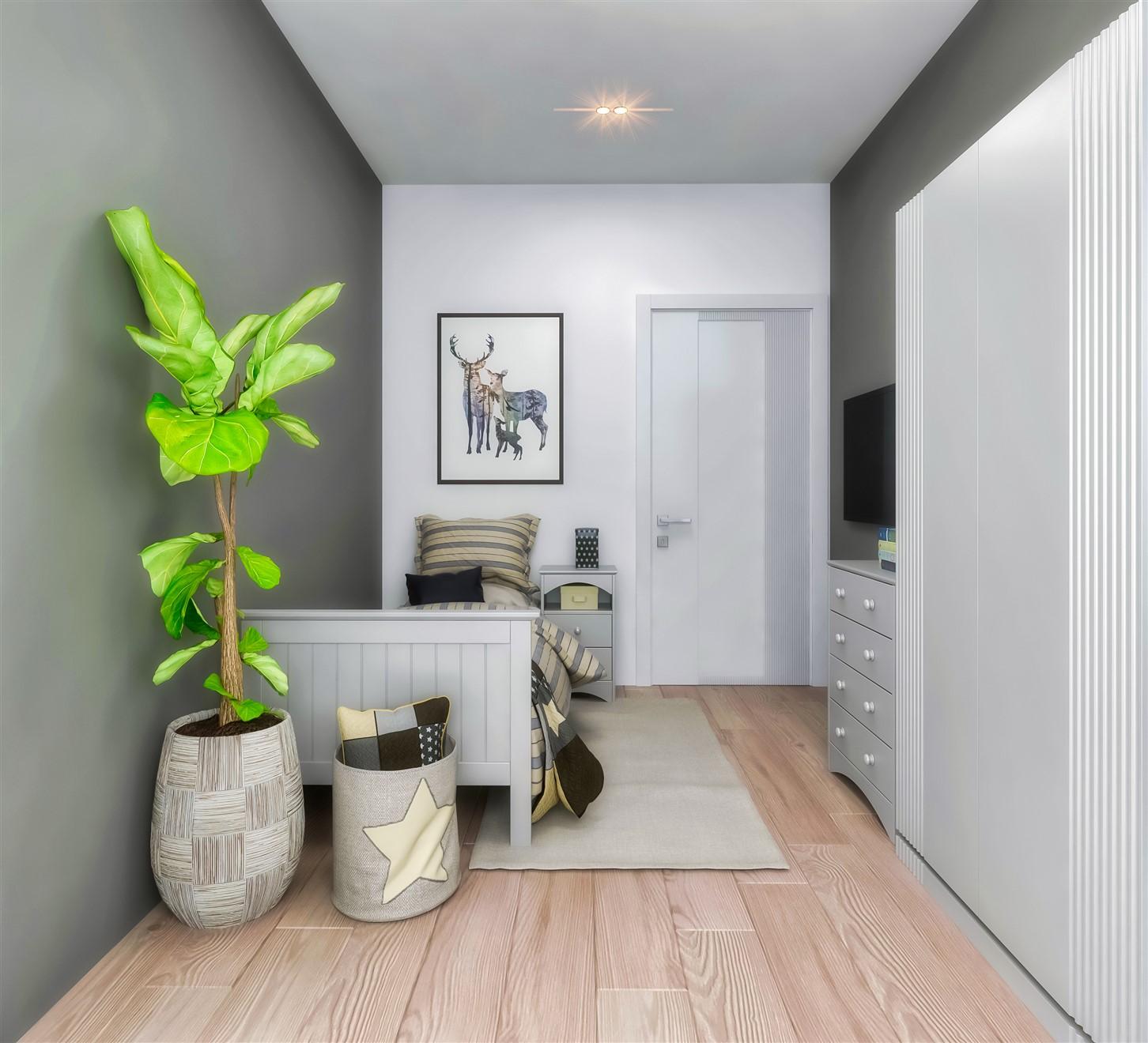Современные квартиры в элитном комплексе Антальи - Фото 66