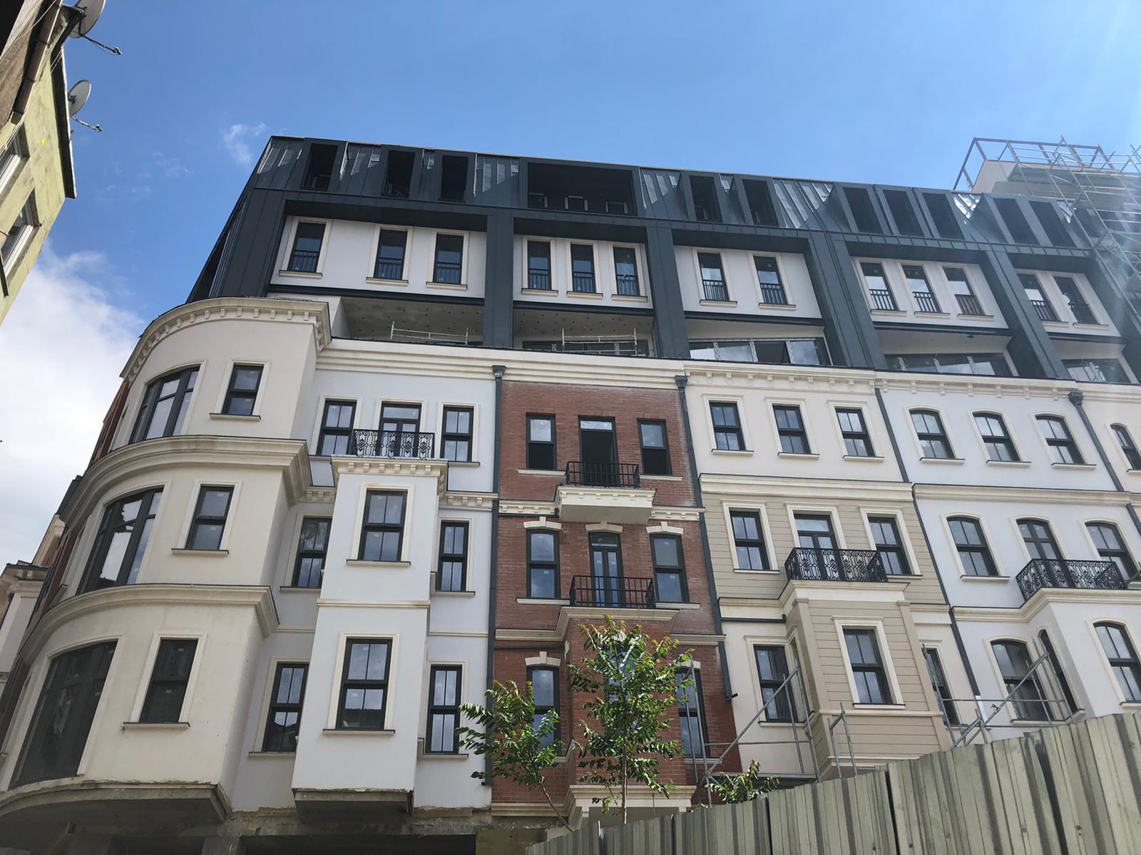 Готовые квартиры в рассрочку в центре Стамбула - Фото 28