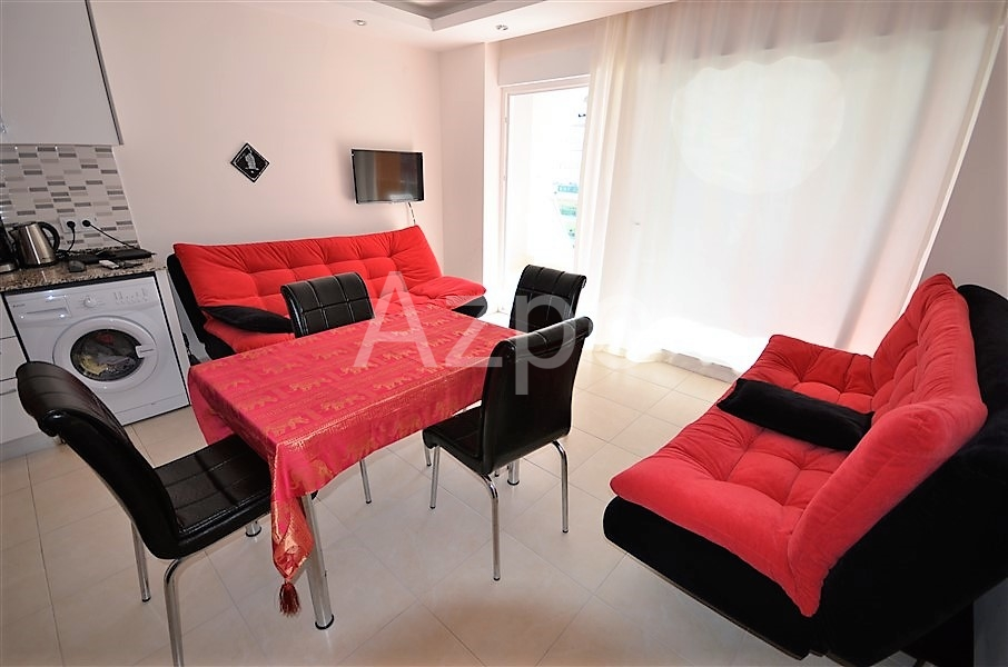 Квартира студия с мебелью в Авсалларе - Фото 11