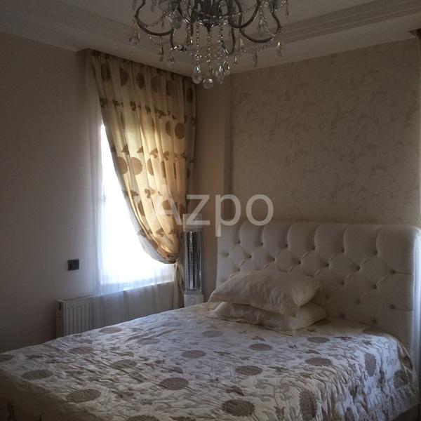 Квартира 3+1 с мебелью в центре района Лара Анталия - Фото 26