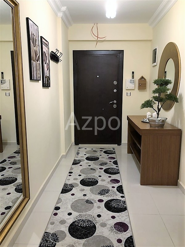 Трехкомнатная квартира с мебелью в  Махмутларе - Фото 4