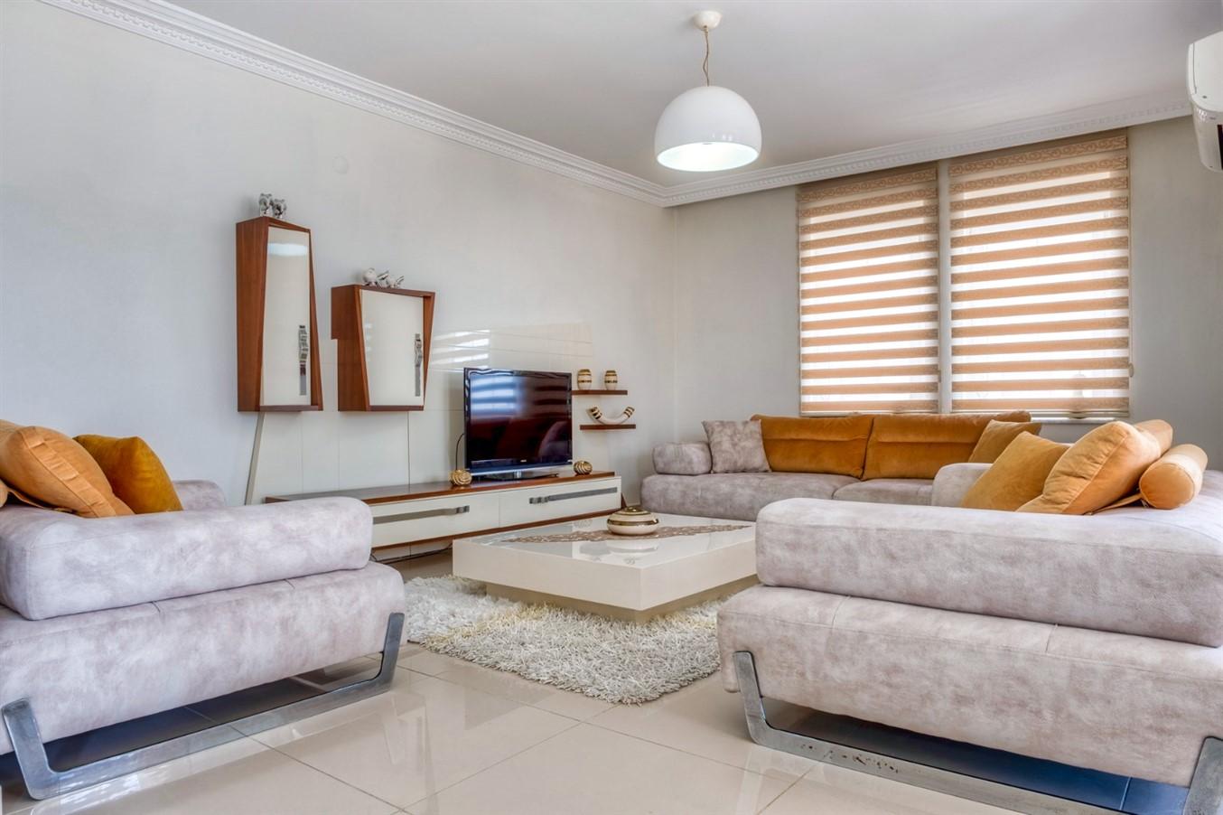 Двухуровневая квартира 5+1 в районе Коньяалты - Фото 9