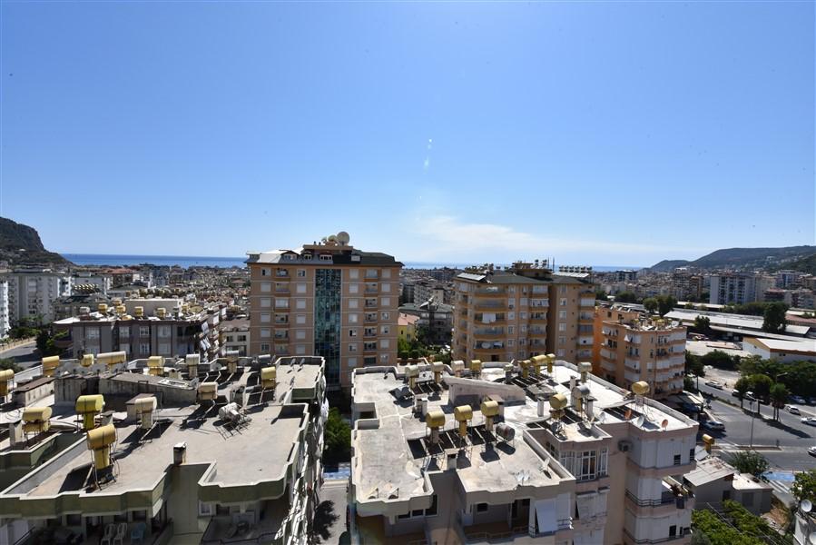 Роскошная меблированная квартира 3+1 в центральном районе Аланьи - Фото 36