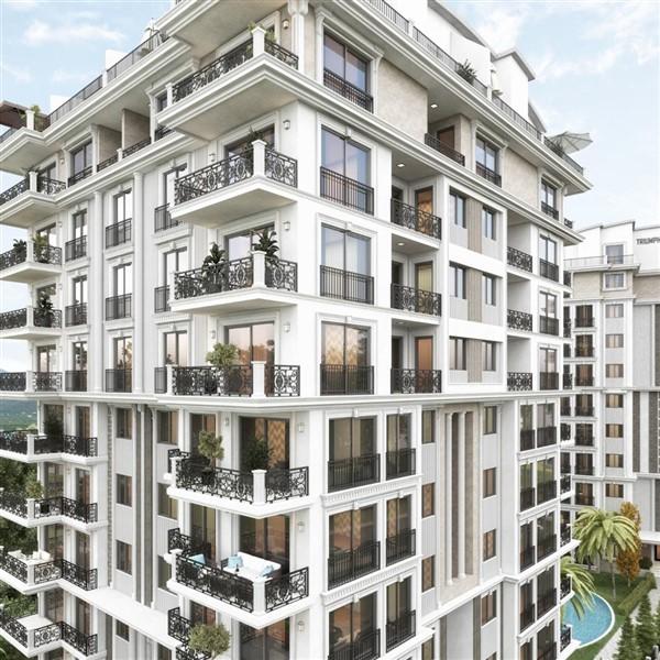 Новые квартиры в центре Аланьи по ценам застройщика - Фото 2