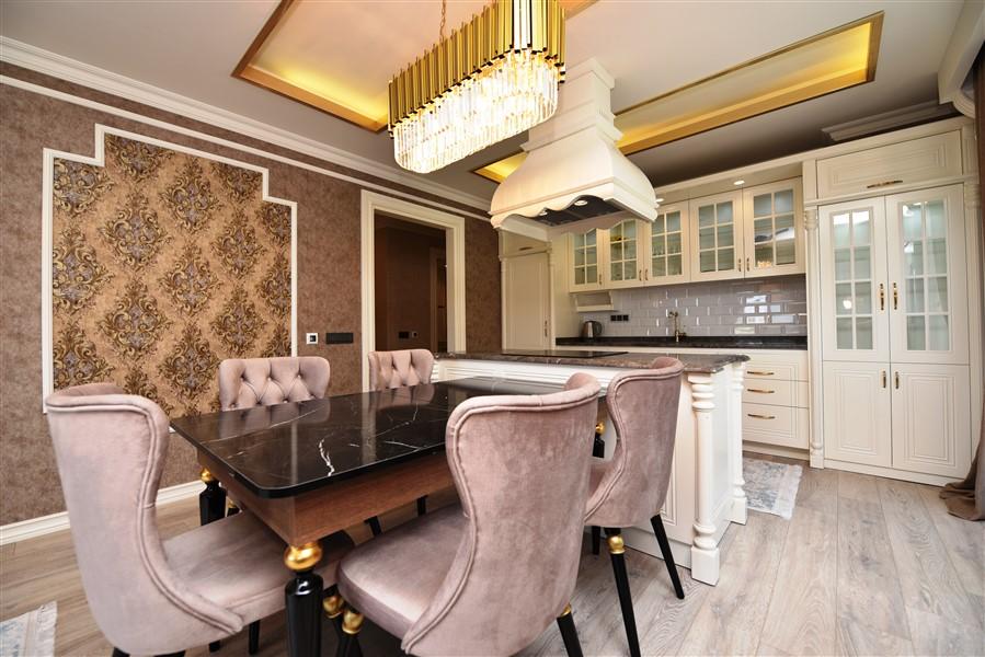 Роскошная четырёхкомнатная квартира с мебелью - Фото 21