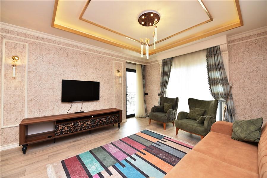 Меблированная квартира 2+1 в центре Аланьи - Фото 18