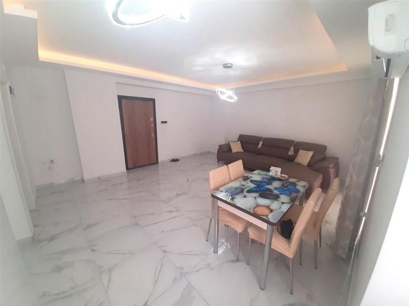 Двухкомнатная квартира с мебелью в центре Махмутлара - Фото 11
