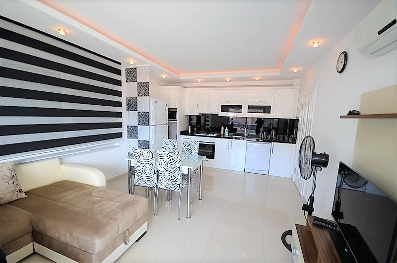 Двухкомнатная квартира с мебелью в 250 метрах от пляжа Клеопатры - Фото 6