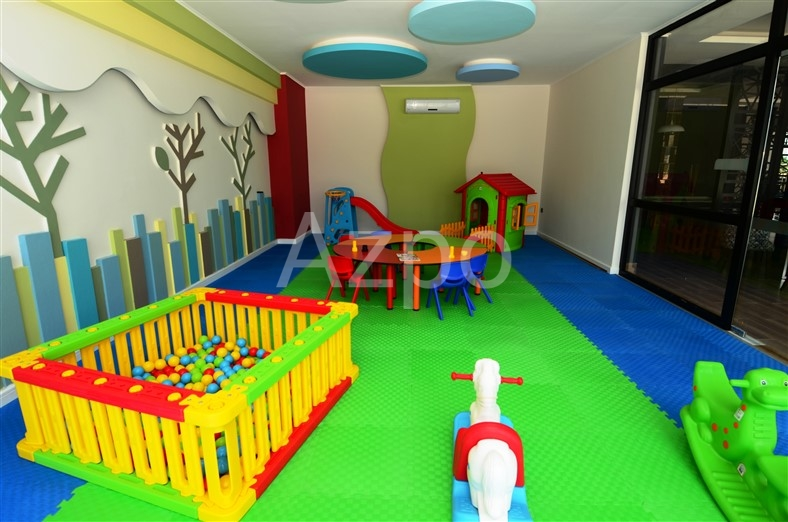 Двухкомнатная квартира с мебелью в Тосмуре - Фото 7