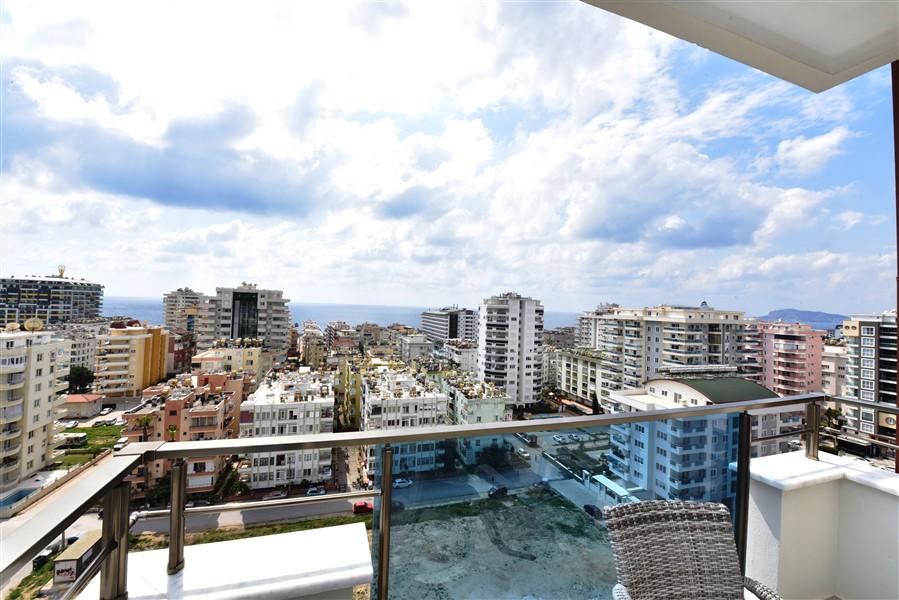 Меблированная квартира планировки 3+1 с видом на море - Фото 25