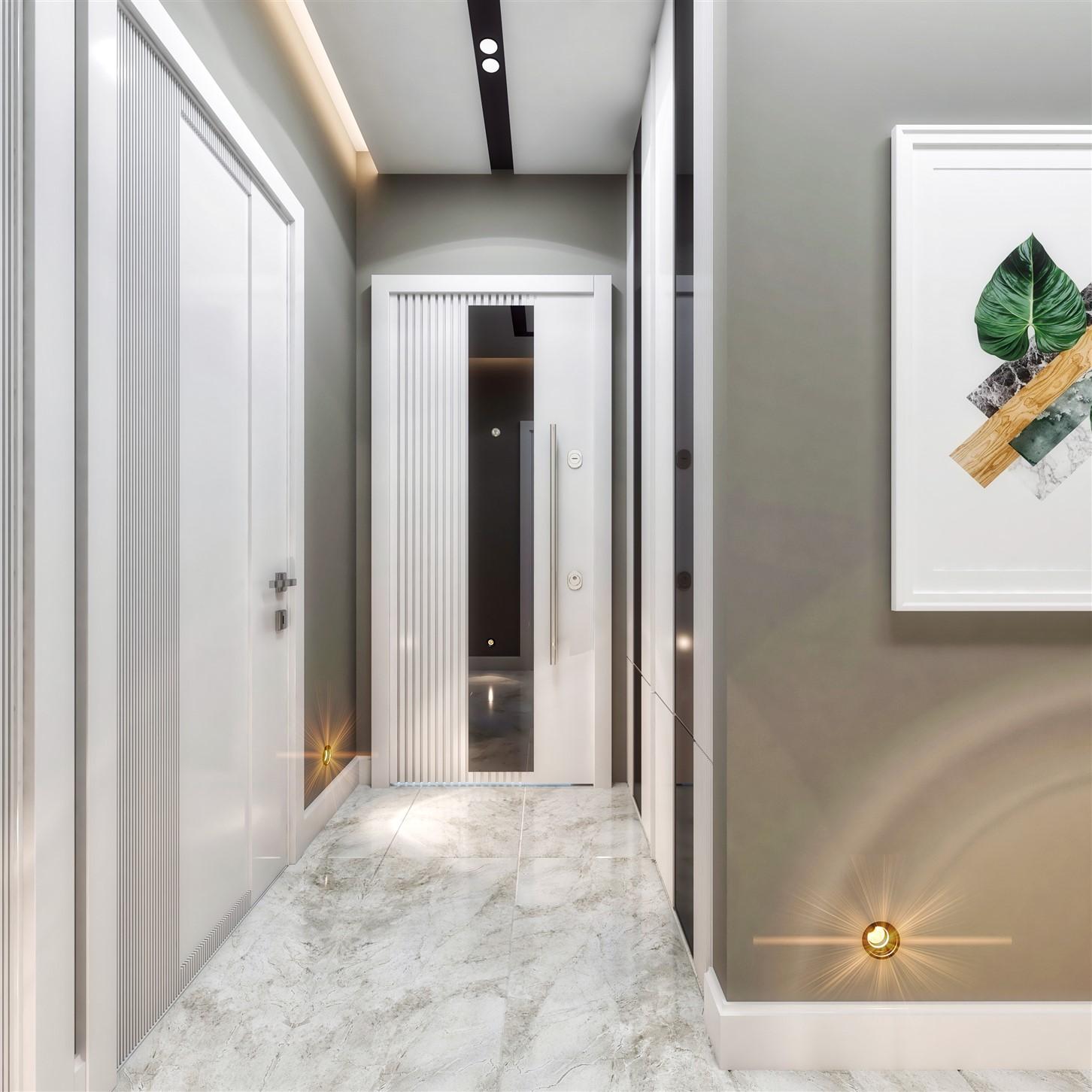 Современные квартиры в элитном комплексе Антальи - Фото 43