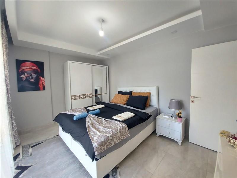 Меблированные апартаменты 1+1 в районе Махмутлар - Фото 9