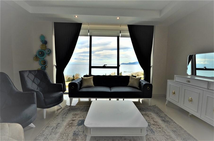 Меблированная квартира 2+1 с видом на Средиземное море - Фото 27