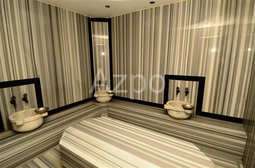 Апартаменты 2+1 в благоустроенном районе Алании - Фото 20