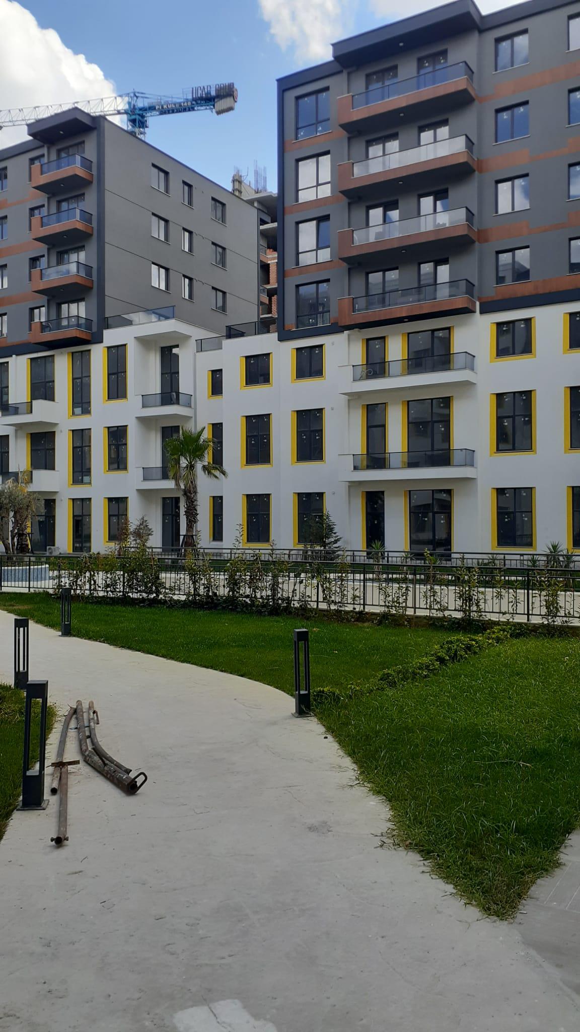 Новая трёхкомнатная квартира в районе Эсеньюрт - Фото 5