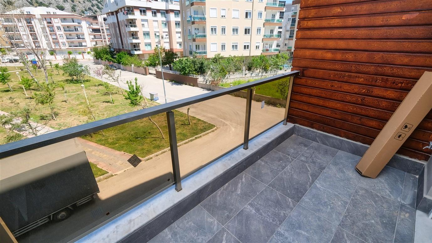 Новая двухкомнатная квартира в районе Коньяалты - Фото 16