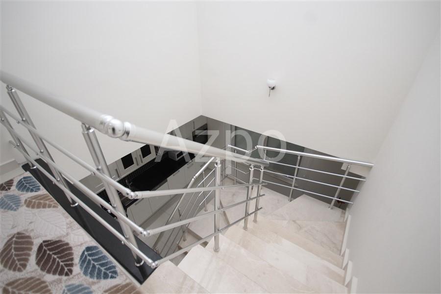 Двухуровневая квартира 2+1 в комплексе - Фото 21