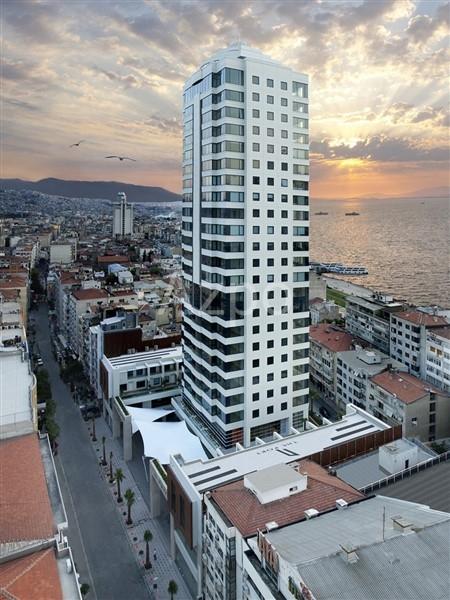 Апартаменты 2+1 в новом комплексе в Измире - Фото 1