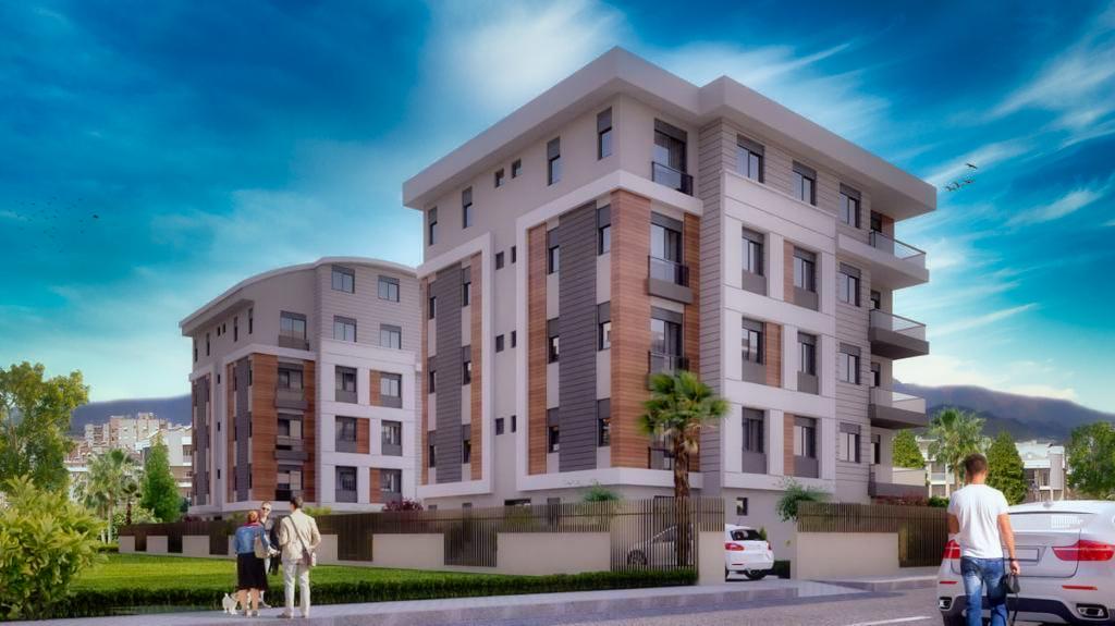 Квартиры в жилом комплексе на этапе строительства - Фото 3