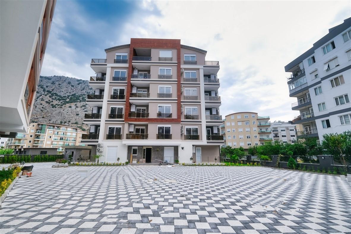 Меблированная квартира 1+1 в Анталье - Фото 9