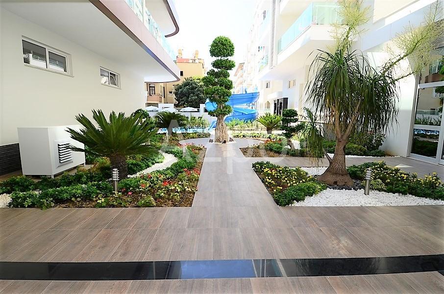 Двухкомнатная квартира в центре Алании - Фото 2