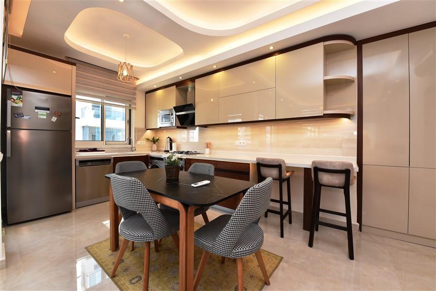 Трёхкомнатная квартира с мебелью в комплексе Premium класса - Фото 11