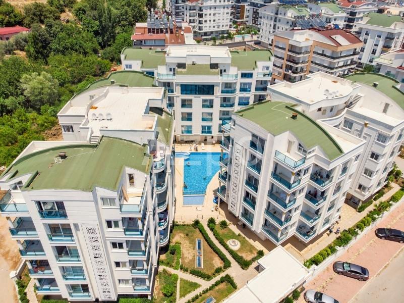 Комфортная квартира 1+1 с мебелью в районе Хурма - Фото 1
