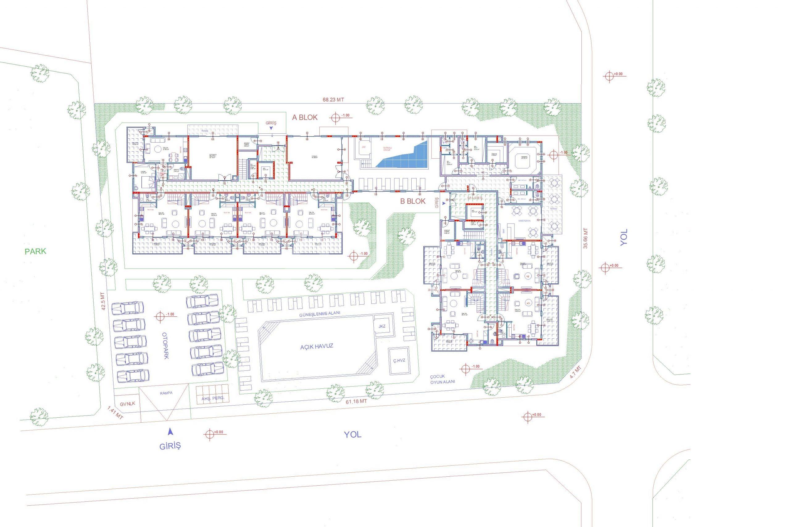Апартаменты 2+1 в строящемся комплексе - Фото 25