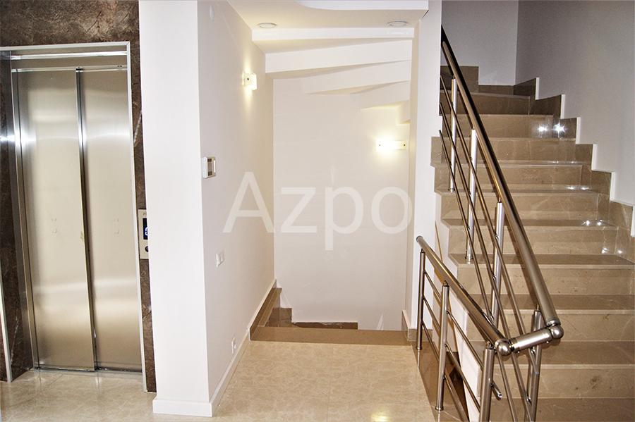 Трехэтажная вилла планировки 4+1 в Анталии - Фото 26