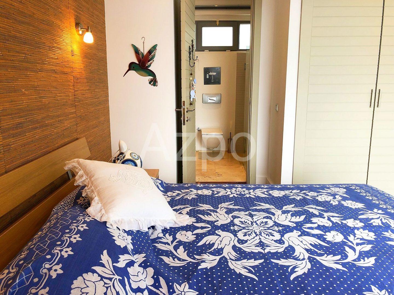 Квартира с панорамным видом на море в Бодруме - Фото 12
