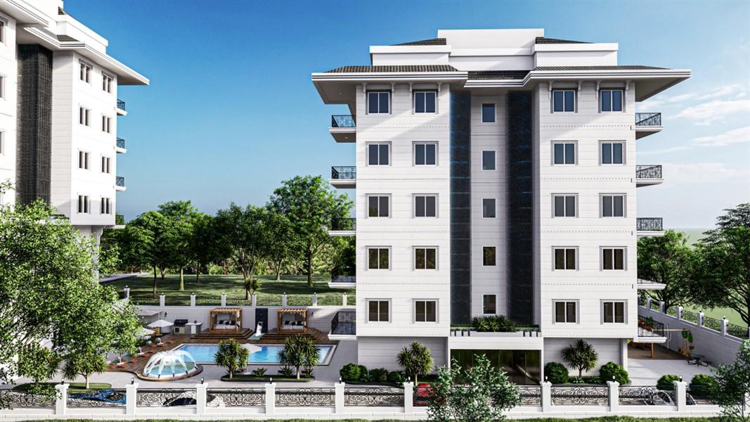 Квартиры в инвестиционном проекте жилого комплекса в Каргыджаке - Фото 2