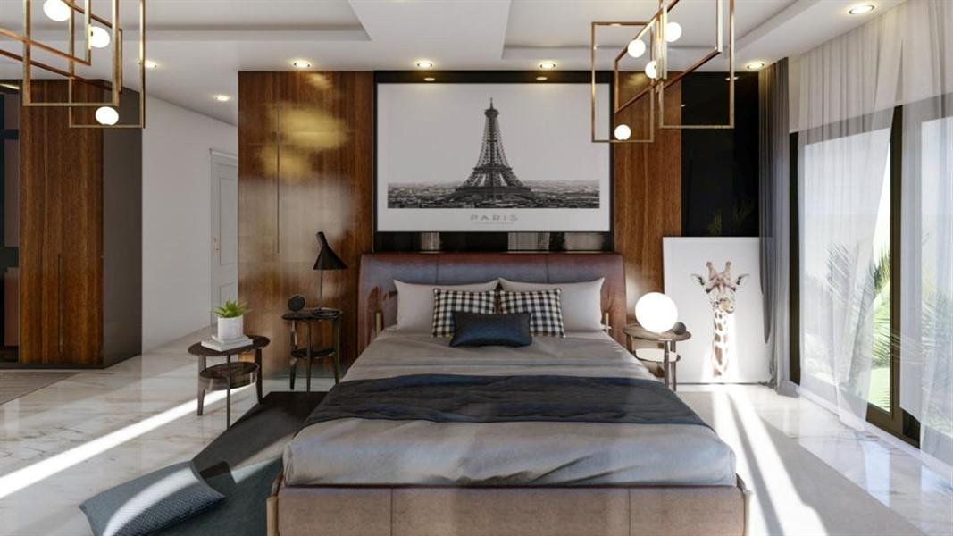 Роскошные видовые квартиры в Махмутларе - Фото 28