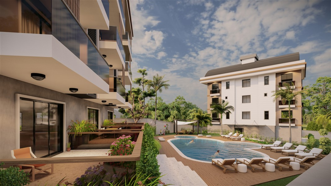 Проект комфортабельного жилого комплекса с инфраструктурой - Фото 2