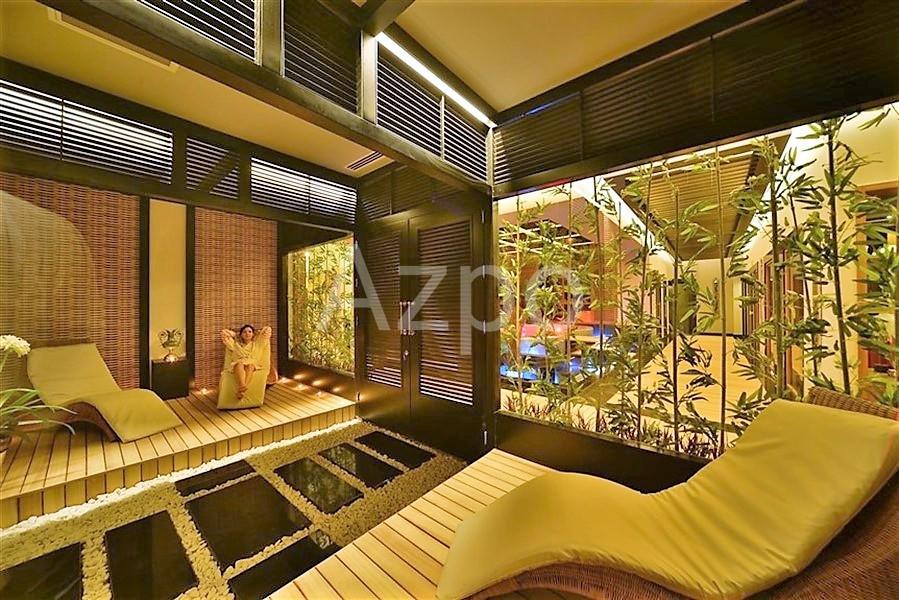 Квартира 1+1 в шикарном комплексе в Конаклы - Фото 19
