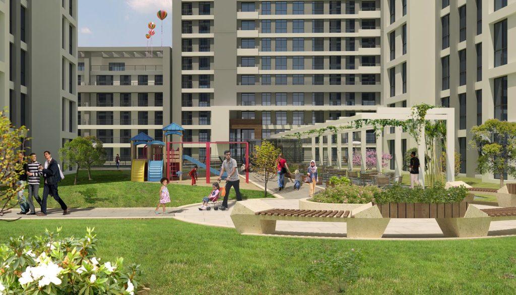 Новые квартиры в готовом комплексе район Эсеньюрт - Фото 12