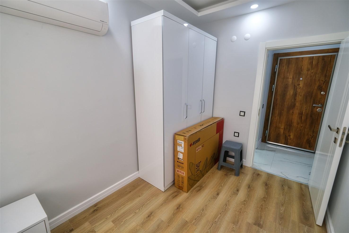Трёхкомнатная квартира в центре Антальи - Фото 31