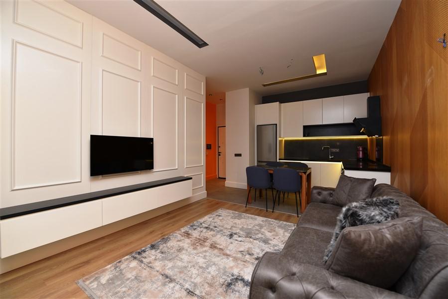 Уютная меблированная квартира 1+1 рядом с пляжем Клеопатры - Фото 20