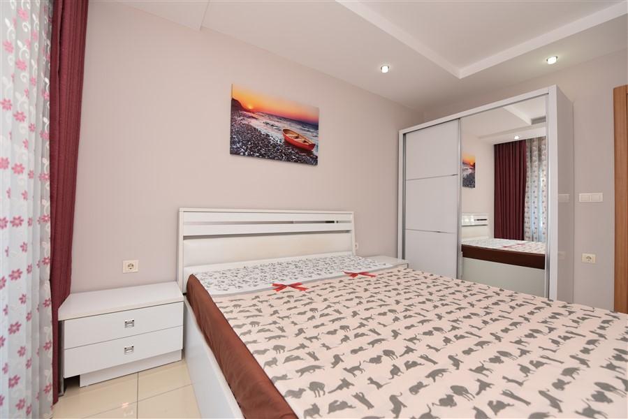 Двухкомнатная квартира с мебелью в спальном районе Джикджилли - Фото 13