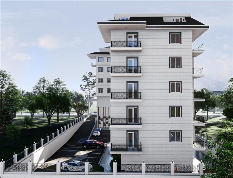 Квартиры в инвестиционном проекте жилого комплекса в Каргыджаке - Фото 6